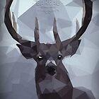 Reindeer by olivier bareau
