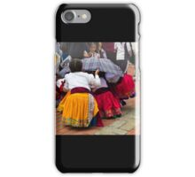 Getting Out Of The Rain iPhone Case/Skin