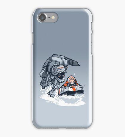 Jurassic Hoth iPhone Case/Skin