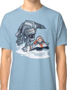 Jurassic Hoth Classic T-Shirt