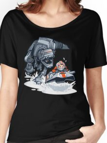 Jurassic Hoth Women's Relaxed Fit T-Shirt