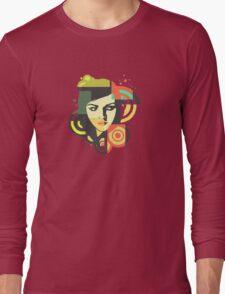 Alternate Colours Long Sleeve T-Shirt