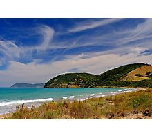 Eastern View Beach Photographic Print