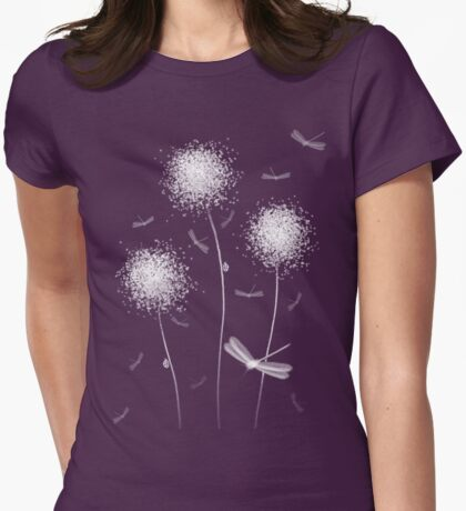 Dandilions Womens Fitted T-Shirt