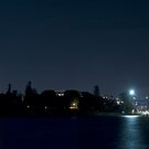 Very Wide Sydney Harbour Skyline Panorama by Gino Iori
