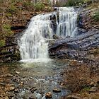 Bald River Falls - Tennessee USA by TonyCrehan
