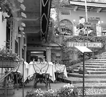 Italian Cafe by glenn albert