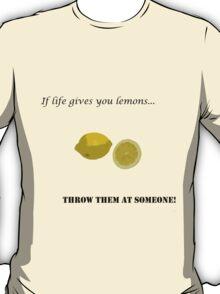 Throw Them! T-Shirt