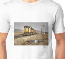 Reflections of the Union Pacific  Unisex T-Shirt