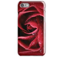 Love intensely from the heart... iPhone Case/Skin