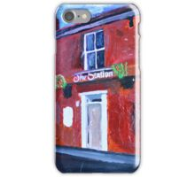 The Station, at Hedon iPhone Case/Skin