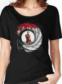 Iron Shot Women's Relaxed Fit T-Shirt