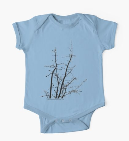 branching out One Piece - Short Sleeve
