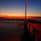 Derby Jetty by chriso