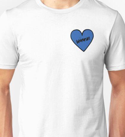WINNER Heart Patch kpop Unisex T-Shirt