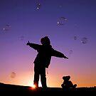 Catching Bubbles by Annette Blattman