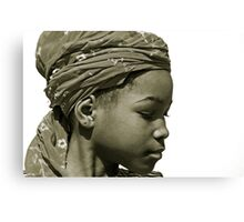 Mali Canvas Print