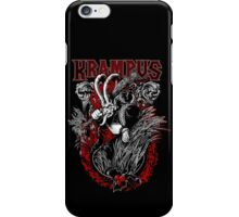 Krampus  iPhone Case/Skin