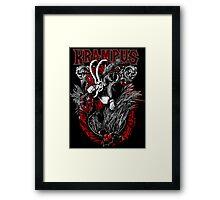 Krampus  Framed Print
