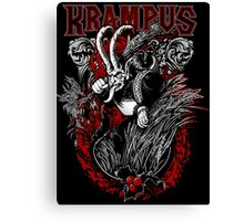 Krampus  Canvas Print