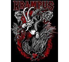 Krampus  Photographic Print