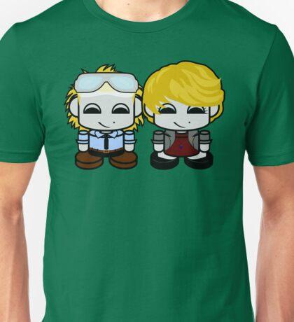 Fridolf & Rae Ole O'BABYBOT Toy Robot 1.0 Unisex T-Shirt