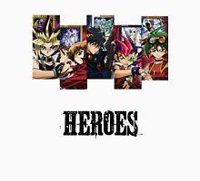 Yu-Gi-Oh Heroes Long Sleeve T-Shirt