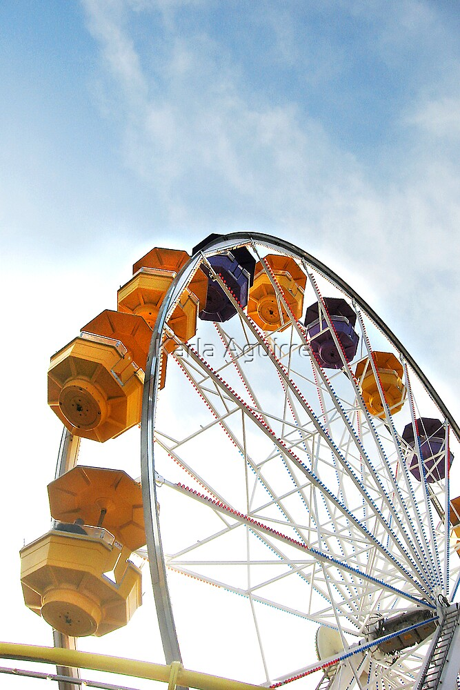 Ferris Wheel by Karla Aguirre