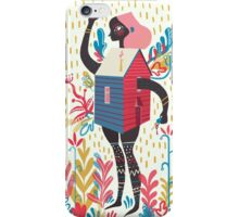 House house iPhone Case/Skin