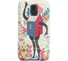 House house Samsung Galaxy Case/Skin