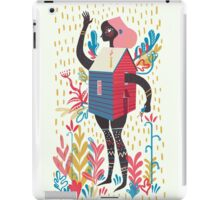 House house iPad Case/Skin