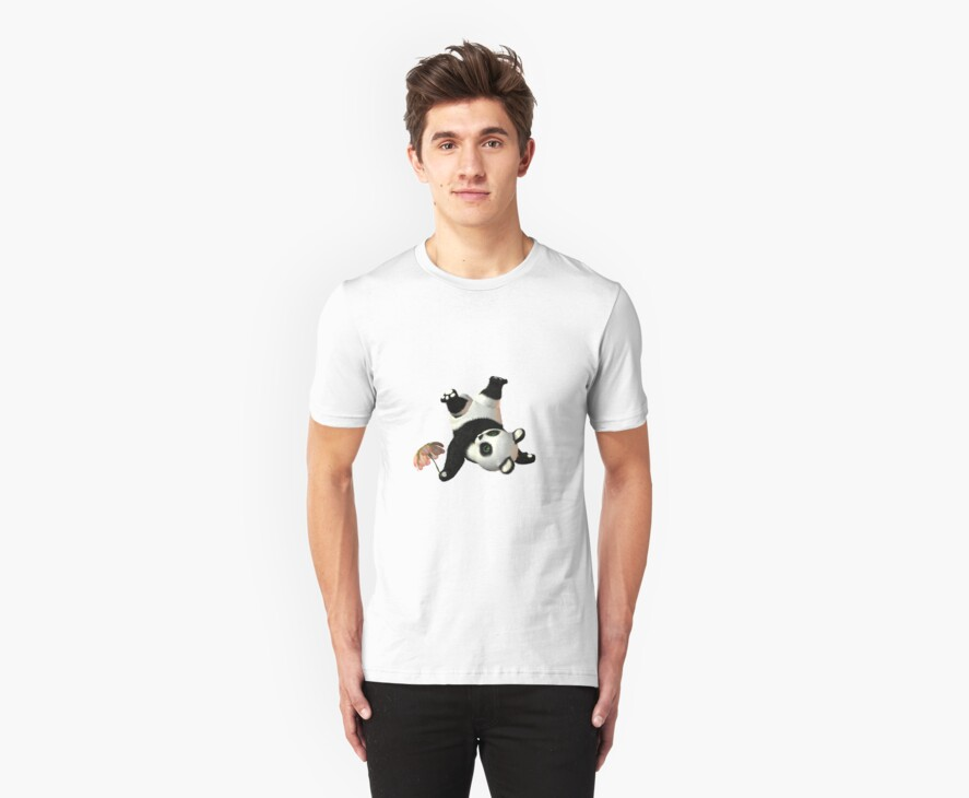 Panda by Elaine  Manley