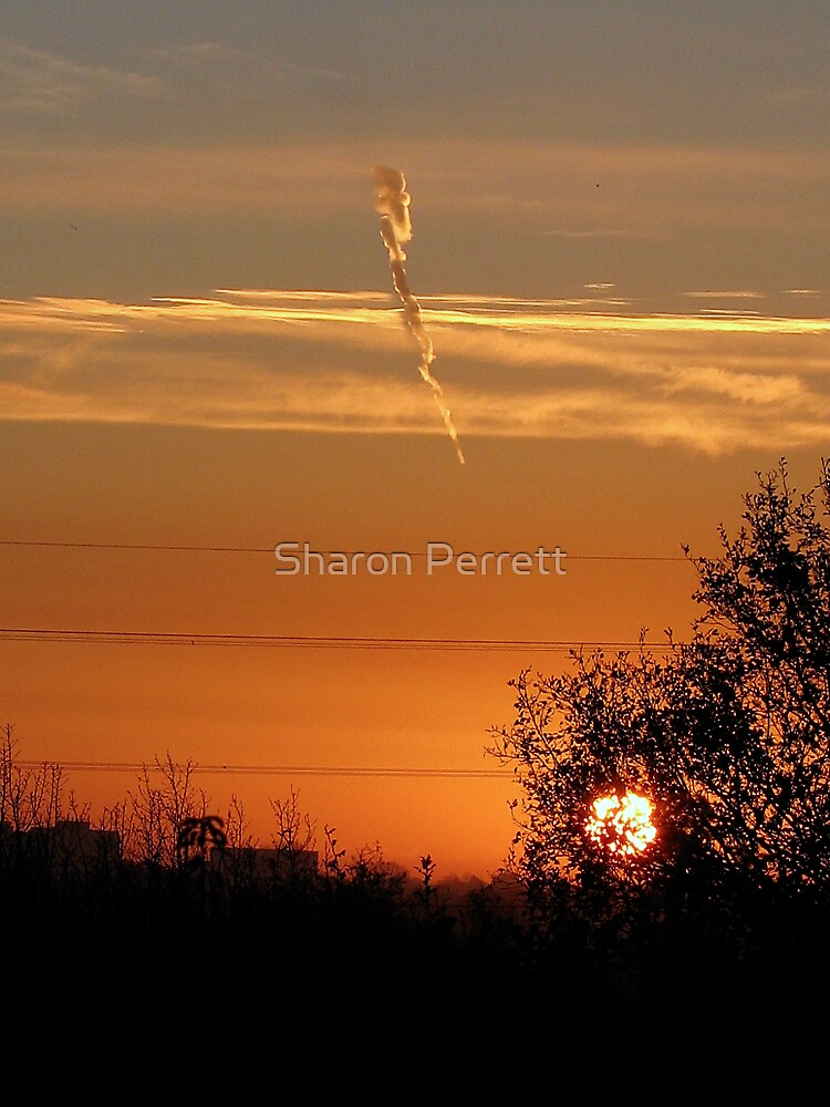 Sunrise (2) 24-11-07 by Sharon Perrett