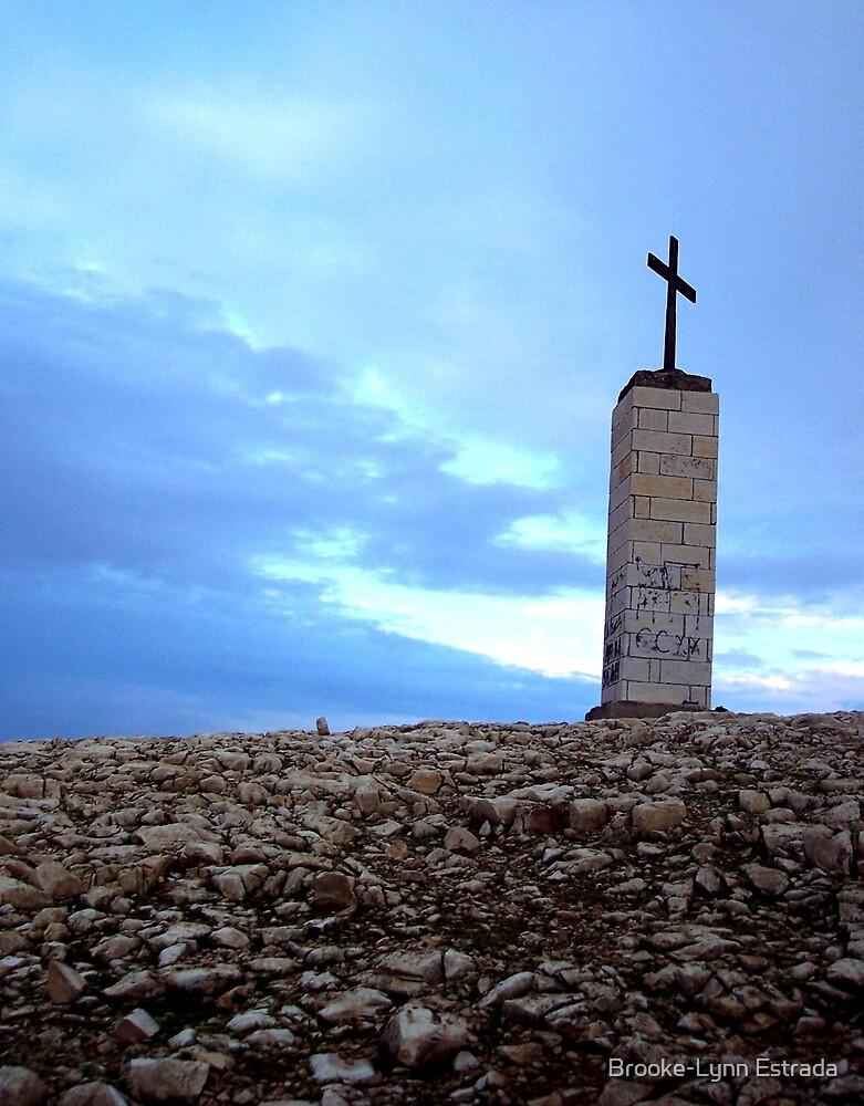 Cross Upon a Hillside by Brooke-Lynn Estrada