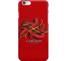 Cameron Tartan Twist iPhone Case/Skin