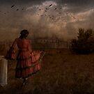 In the distance by Kurt  Tutschek