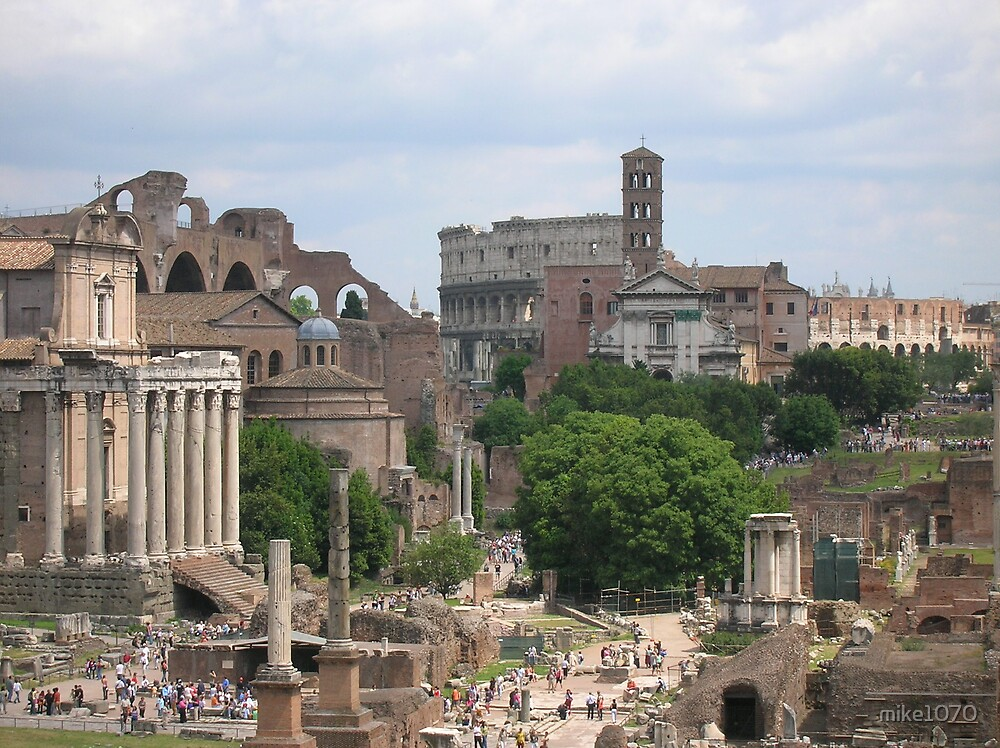 The city that was Rome by mike1070