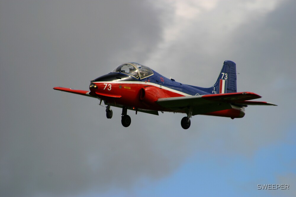 Jet Provost by SWEEPER