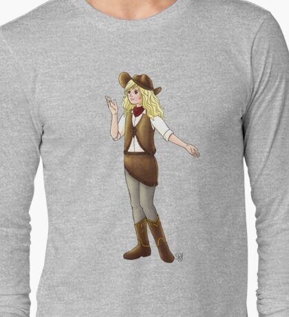 Gold Rush Tammy Long Sleeve T-Shirt