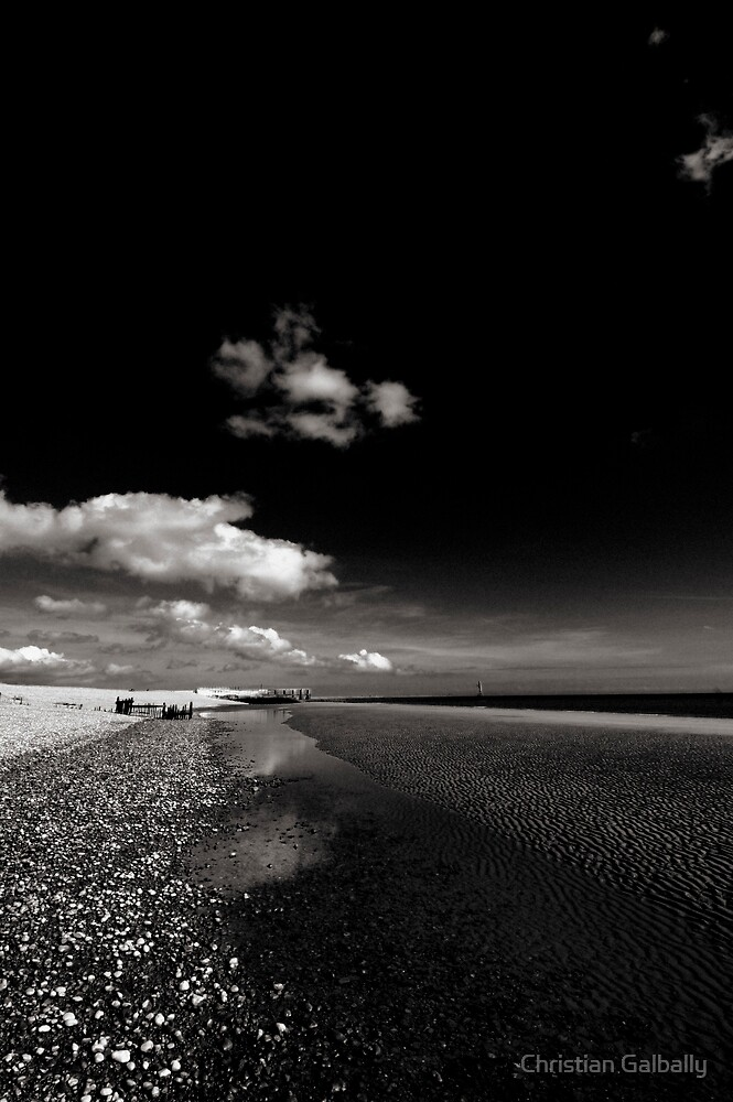 Beach Return by Christian Galbally