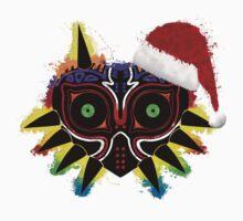 Majora's Splat ~ v. Christmas by mixiemoon