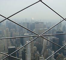 New York by Jodie Sutton