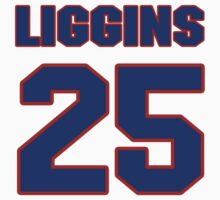 Basketball player DeAndre Liggins jersey 25 by imsport