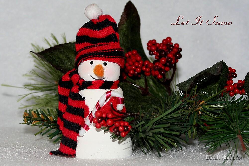 Let it Snow 2 by Dinah Hampton