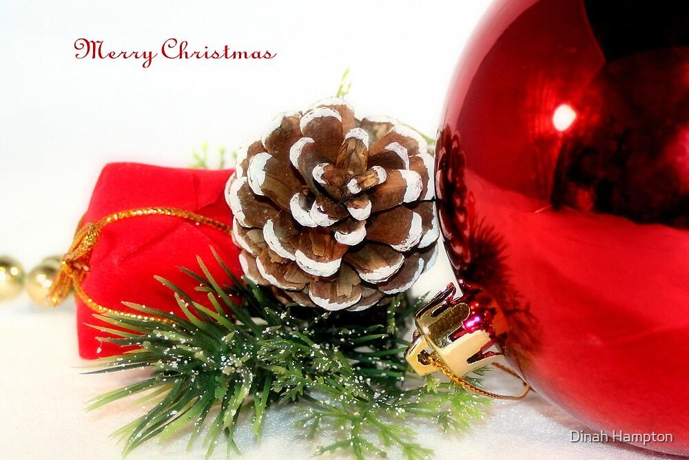 Christmas Card by Dinah Hampton