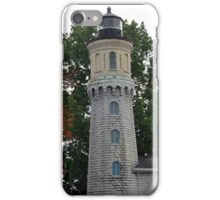 Old Fort Niagara Lighthouse iPhone Case/Skin