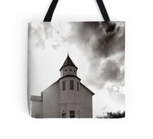 Marble Plains Church Franklin County Tennessee Tote Bag