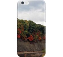 Colorful Cliff iPhone Case/Skin