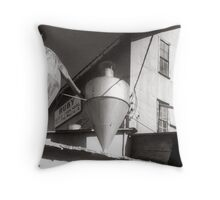 Ruby Milling Manchester Tennessee Throw Pillow