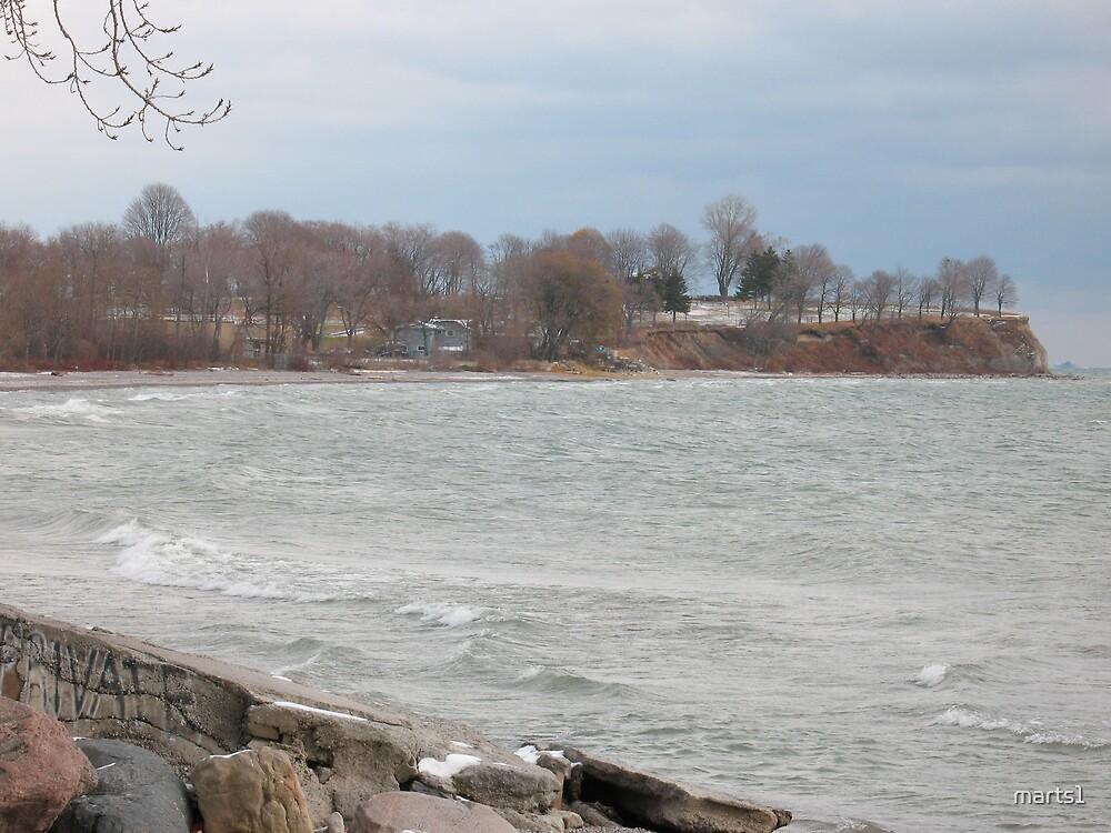 Oshawa Shores by marts1